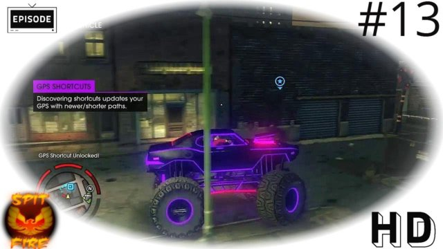 Saints Row 4 PC HD - Virus Collection - Cyber Monster Truck - Saints Row IV Letsplay