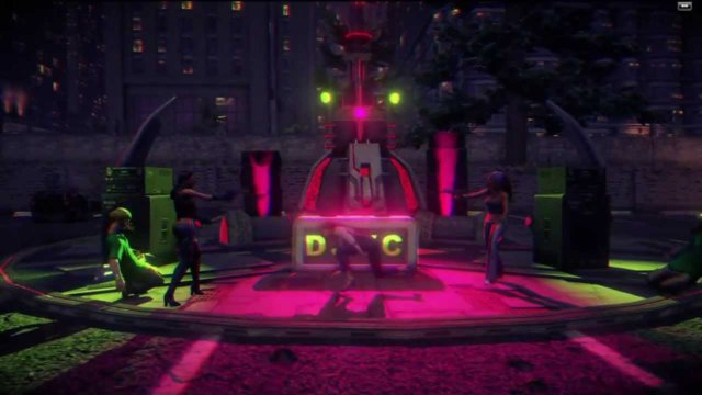 Saints Row 4 PC HD - Saints Row 4 Gameplay - Psychosomatic - Girls Nigh ...