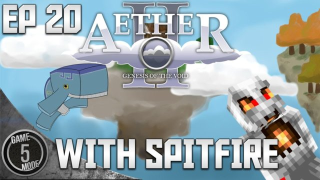Aether 2 Mod 1.6.2 Minecraft Aether Letsplay - Zepher Safety Bridge And The Quest For Wool