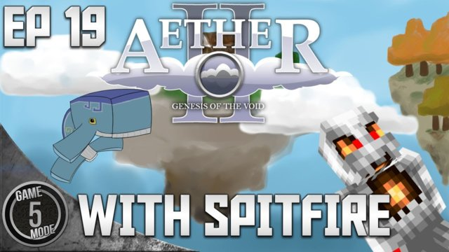 Aether 2 Mod 1.6.2 Minecraft Aether Letsplay - How To Sleep in The Aether NOT