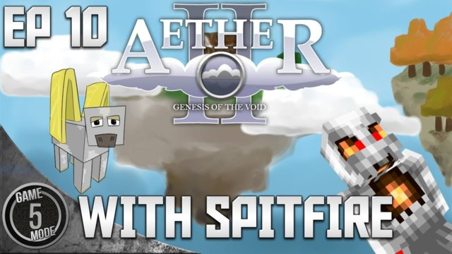 Aether 2 Mod 1.6.2 Minecraft Aether Letsplay - Minecraft Anvil Repairs and Enchantment Table Setup