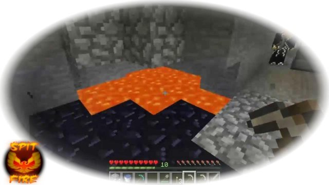 Aether Mod Minecraft With SpitFire - How to farm obsidian - Aether Mod Minecraft Gameplay
