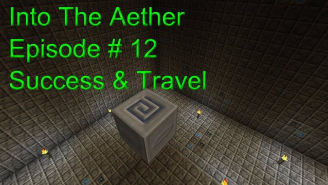 Into The Aether With SpitFire - Success And Travel