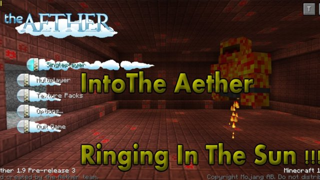 Into The Aether With SpitFire - Ringing In The Sun
