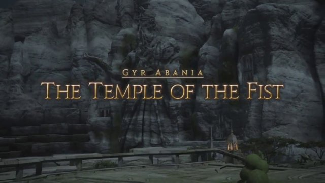 Final Fantasy XIV: Stormblood - Temple of The Fist (WAR)