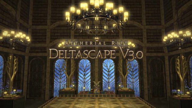 Final Fantasy XIV: Stormblood - Deltascape V3.0 (WAR)