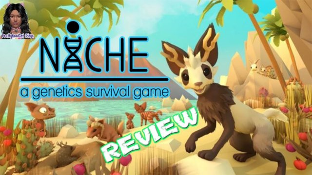 NICHE - A GENETICS SURVIVAL GAME -  Review (Let's Play)