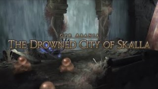 Final Fantasy XIV: Stormblood - The Drowned City of Skalla (WAR)