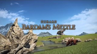 Final Fantasy XIV: Stormblood - Bardam's Mettle (DRK)
