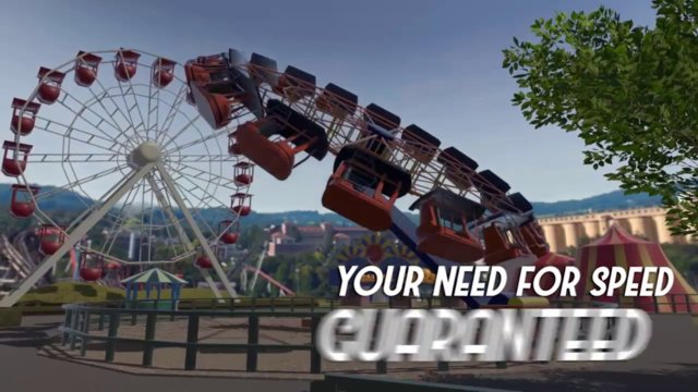VR Theme Park Rides | Official Trailer