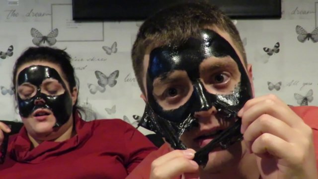 Peel Off Black Mask - GONE WRONG
