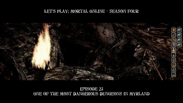 Episode 23: One of the Most Dangerous Dungeons in Myrland | Let's Play: Mortal Online - Season Four