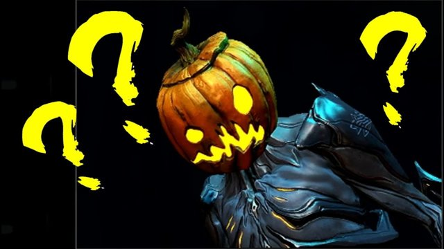 How To Get The Dullahan (Pumpkin) Mask -  In Warframe - Halloween 2017 (ps4/xbox/pc)