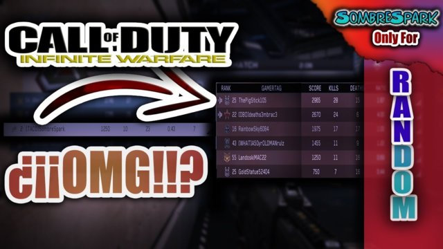 ¿Qué onda con estos niveles? | Call of Duty: Infinite Warfare Gameplay