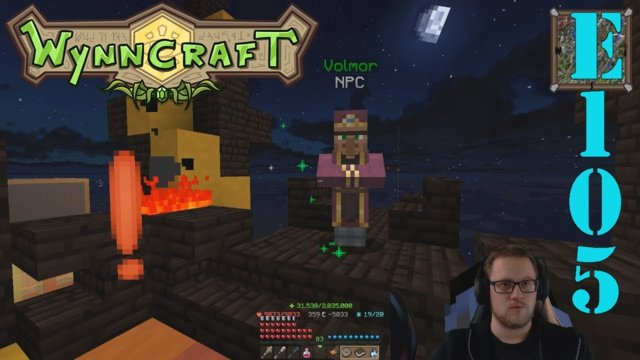 "Let's Play Wynncraft Episode 105 ""A Marauder's Dues"""