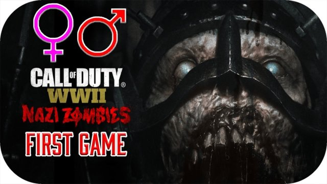 Girlfriend Trys WW2 Zombies - WW2 Zombies Highlights