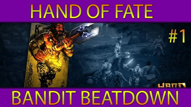 Hand of Fate 1: Bandit Beatdown