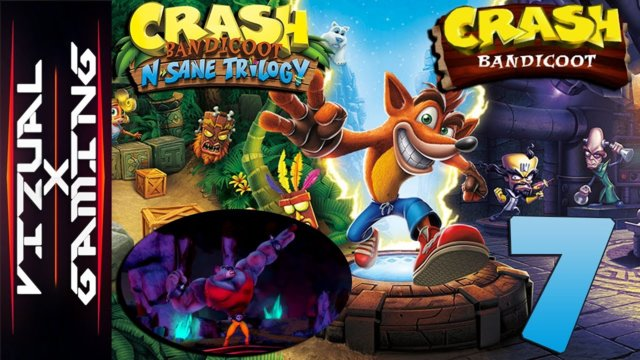 Crash Bandicoot N. Sane Trilogy | Crash Bandicoot (#7) Koala Kong, Not A Chance
