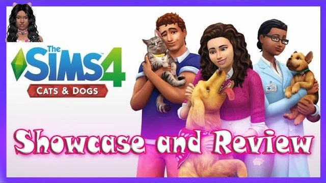 The Sims 4 - Cats and Dogs Review and Showcase