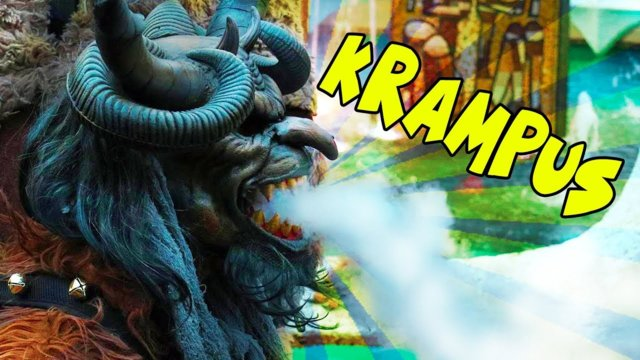 krampus Walk Victoria 2017 -