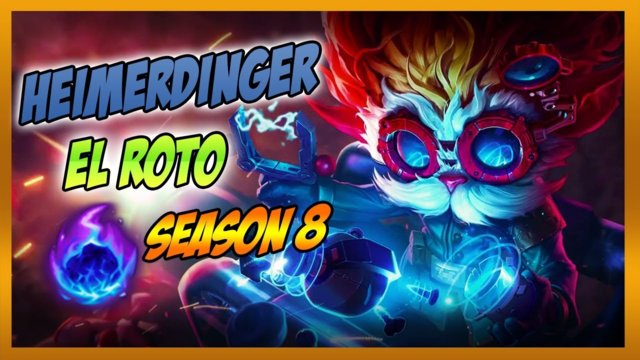 HEIMERDINGER EL MAS ROTO EN LA MIDLANE | LEAGUE OF LEGENDS  | Gamleplay en Español