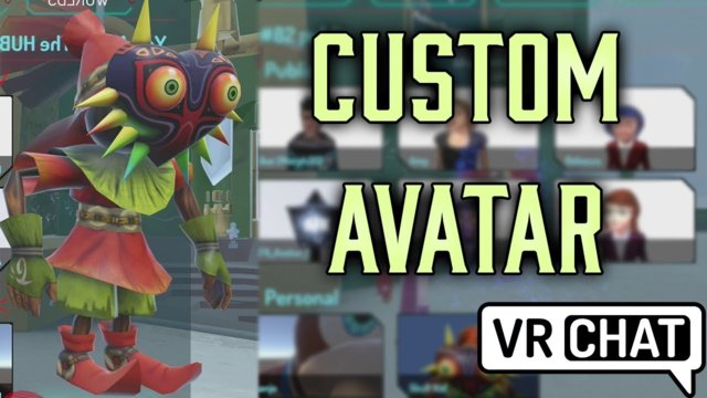 [QUICK & EASY] - How To Get And Upload VRChat Custom Avatars