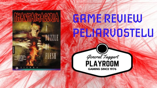 Phantasmagoria - Puzzle of flesh REVIEW with English subtitles