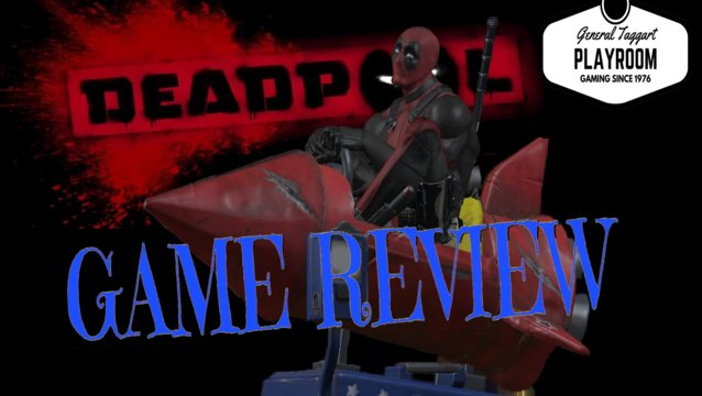 Deadpool the Video Game  - a game review