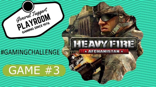 Heavy Fire: Afghanistan  - a game review