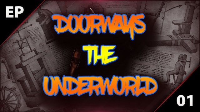 Esa doctora esta loca - Doorways: The Underworld - JELG