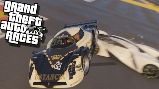MY TIME HAS COME | GTAV Stunt Races
