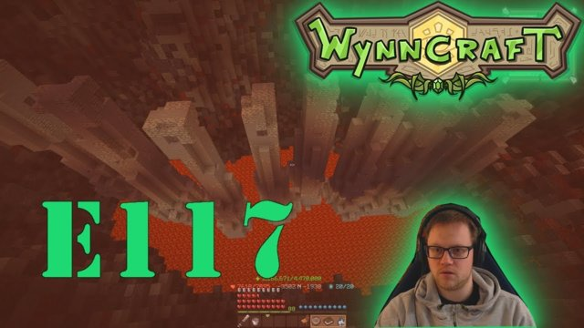 "Let's Play Wynncraft Episode 117 ""Dungeons And Lava"""