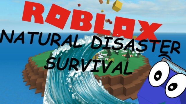 The best spot in the game!  / OH OH OOOHH!!! | ROBLOX Natural Disaster Survival