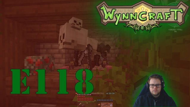 "Let's Play Wynncraft Episode 118 ""Studying the Corrupt"""