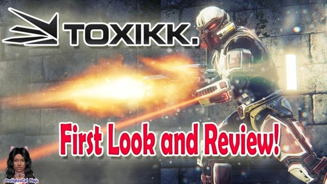 Toxikk - First Look - Review - Let's Play