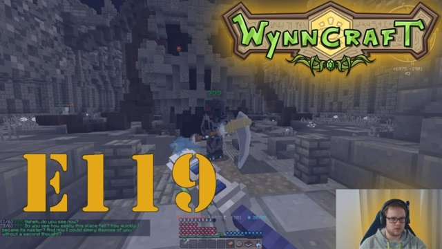 "Let's Play Wynncraft Episode 119 ""The Dark Descent"""