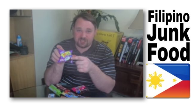 American Trying Filipino Junk Food for the first time (Taste Test) - #Storyvlog