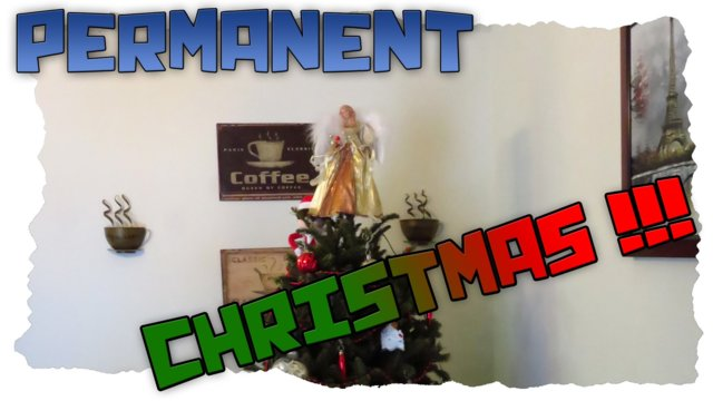Permanent Christmas Decorations