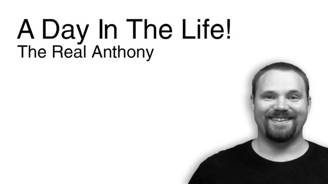 A Saturday with Anthony Smith