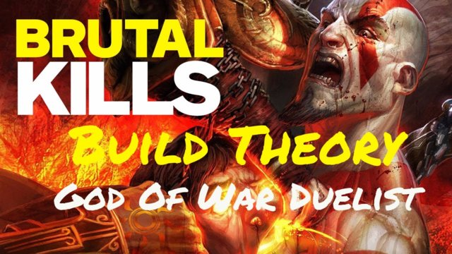 Build Theory: God Of War