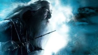 VOLDEMORT VERSUS DUMBLEDORE SCENE RESCORE | HARRY POTTER MUSIC TRIBUTE