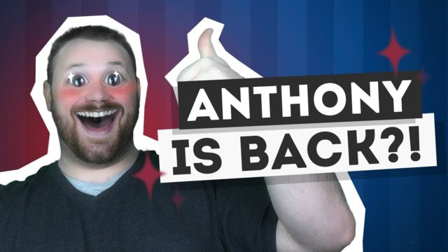 ★ Update: Where has the Anthony Show been?