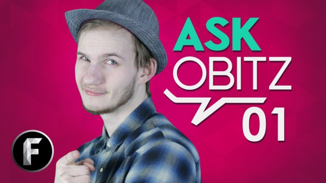 ★ Ask Obitz - A new show on Freedom!? (#AskObitz)