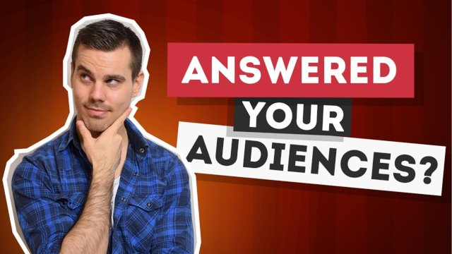 ★ Responding to YOUR comments: The unasked questions of your audience #FreedomFamily