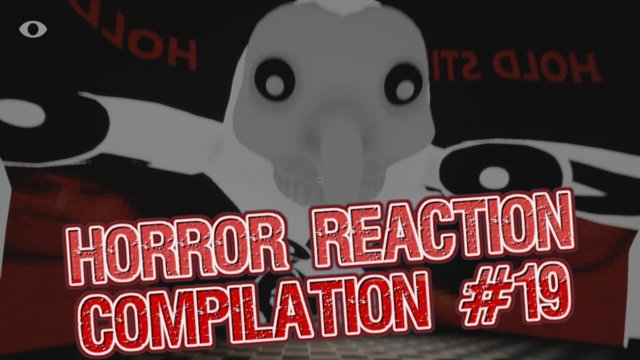 Horror Reaction Compilation 19