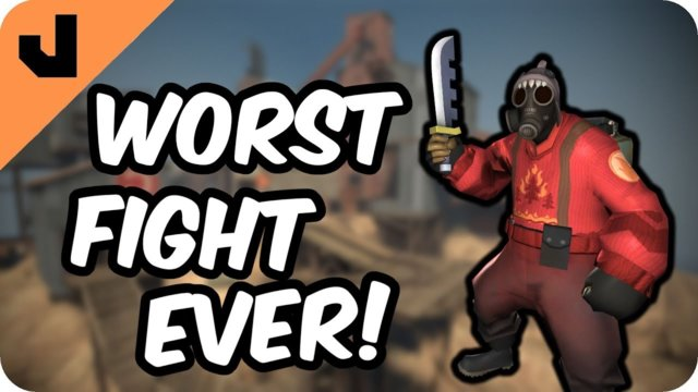 The Worst Fight In TF2 History | TF2