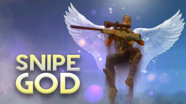 Sniping God A Fortnite Montage