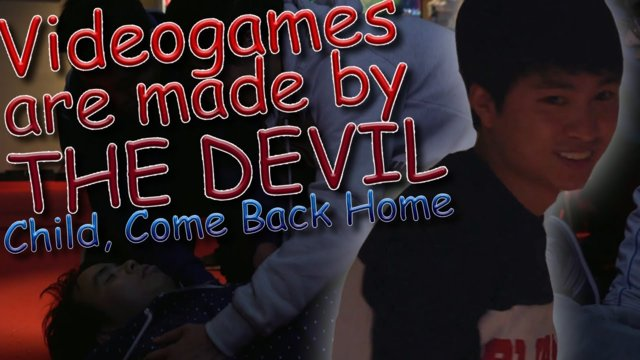 VIDEOGAMES ARE DEMONIC! - Child, Come Back Home Movie