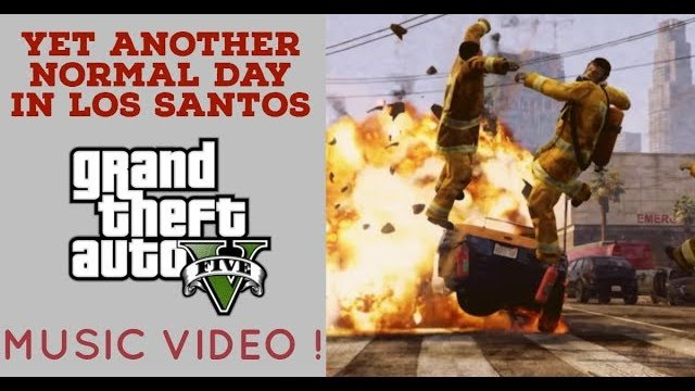 #GTAV D.R.I. - I don't need society - Music video