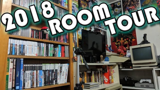 2018 VOIA ROOM & SETUP TOUR!